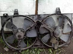 Диффузор. Nissan Bluebird, QU14 Двигатель QG18DE