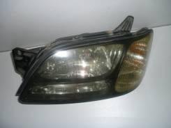 Фара. Subaru Legacy, BE5 Subaru Legacy B4, BE5 Двигатель EJ20
