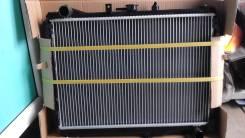 Радиатор охлаждения двигателя. Nissan Vanette Mazda Bongo, SK22M Двигатели: RF, R2