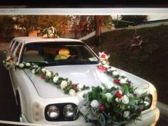 Прокат авто на Свадьбу. С водителем