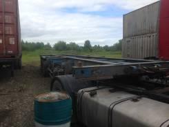 Fruehauf. Полуприцеп контейнеровоз в хорошем состояние, 40 000 кг.