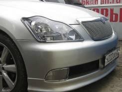 Обвес кузова аэродинамический. Toyota Crown, GRS180, GRS181, GRS182, GRS183, GRS184