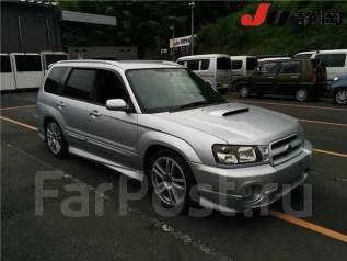 Рейлинг. Subaru Forester, SG5