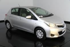 Toyota Vitz. NSP130, 1NR