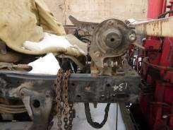 Крепление кабины. Hino Dutro Двигатель N04CUV
