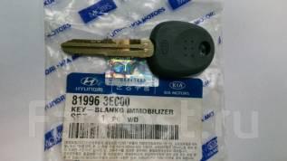 Заготовка ключа. Kia Sorento Двигатели: D4CB, A, ENG