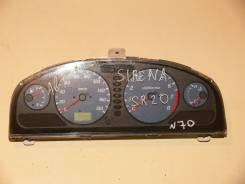 Спидометр. Nissan Serena, PC24 Двигатели: SR20DE, SR20