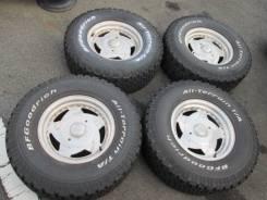 Centerline Wheels. 7.0x16, 6x139.70, ET0