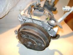 Компрессор кондиционера. Subaru Forester, SG5, SG9 Двигатели: EJ203, EJ202, EJ205, EJ255