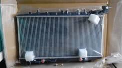 Радиатор охлаждения двигателя. Nissan AD Nissan Sunny, B14 Двигатель GA13DE