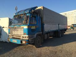 Nissan Diesel UD. Продам грузовик (бабочка) 10т, 17 000 куб. см., 10 000 кг.