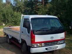 Toyota Dyna. Длинный широкий Тойота Дюна, 4 100 куб. см., 3 000 кг.