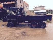 Isuzu. Продам вездеход 6WD с краном и самосвалом Исузу, 1 500 куб. см.