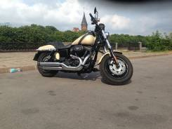 Harley-Davidson Dyna Fat Bob. 1 690 куб. см., исправен, птс, с пробегом