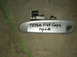 Ручка двери внешняя. Toyota Vitz, SCP10 Двигатель 1SZFE