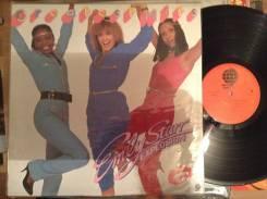 Диско! Emly Starr Explosion - Greatest Hits - JP LP 1982 - До Свидания