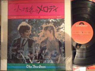 БИ ДЖИЗ! BEE GEES - Музыка к фильму Мелодия / Melody JP LP 1971