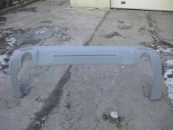 Задняя губа TLC Cygnus uzj100w в нал. с 1 и 2 выход под глушитель. Toyota Land Cruiser, UZJ100W Toyota Land Cruiser Cygnus, UZJ100W