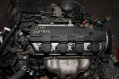 D17A. Honda Stream, RN1 Двигатель