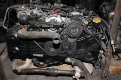 Двигатель в сборе. Subaru Legacy B4, BE5 Двигатели: EJ20, EJ208T