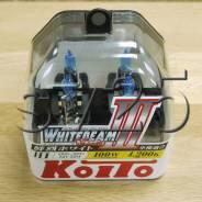 Лампа - 12V55W, 100W 1к-т KOITO H1 (P0751W) (90981-13017) H1 (P0751W)