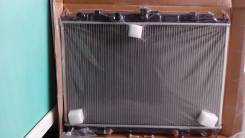 Радиатор охлаждения двигателя. Nissan Liberty Nissan X-Trail, T30 Двигатель QR20DE