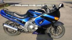 Kawasaki ZZR 400 1. 399 куб. см., исправен, птс, без пробега