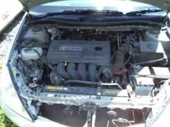 Радиатор охлаждения двигателя. Toyota Allion, ZZT245, ZZT240, NZT240, AZT240 Двигатели: 1NZFE, 1AZFSE, 1ZZFE