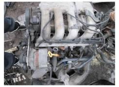 Двигатель в сборе. Volkswagen Golf Audi 100