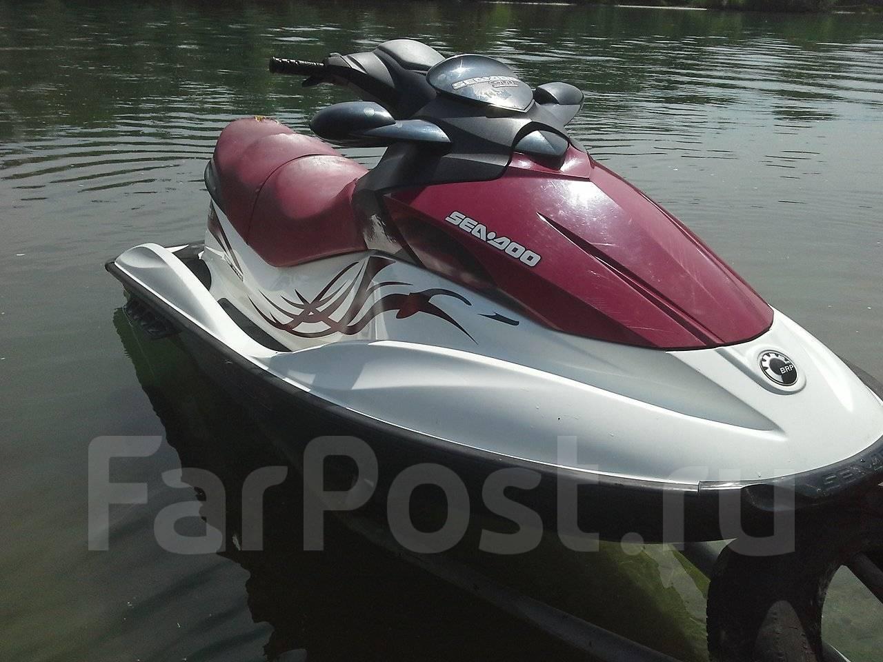 Купить гидроцикл BRP Sea-Doo  Водный мотоцикл! Цены