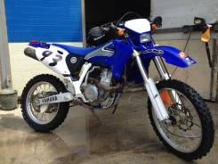 Yamaha WR 400. 400 куб. см., исправен, птс, без пробега