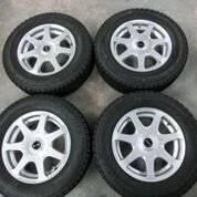 Bridgestone. 5.5x14, 5x100.00, ET40