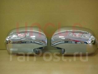 Корпус зеркала. Toyota Land Cruiser Prado, RZJ120W, KDJ120W, KDJ121W, VZJ121W, GRJ120, VZJ120W, VZJ125W, TRJ120W, GRJ120W, KDJ125W, GRJ121W, RZJ125W...