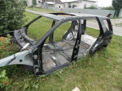 Лонжерон. Mercedes-Benz ML-Class, W163
