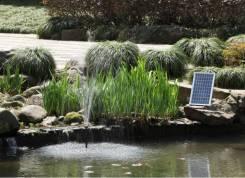 Фонари на солнечных батареях. Под заказ