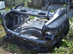 Планка багажника и не только на Toyota Corolla 2008 г. Toyota Corolla, ZRE151