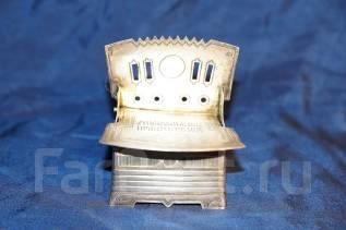 Старинный серебряный сундучок-солонка в русском стиле. Москва, 1867 г. Оригинал