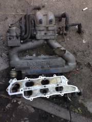 Заслонка дроссельная. Nissan Cedric Двигатель VG30E