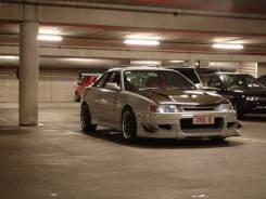 """Передний бампер""""D-Speed"""" на Toyota Levin, Truenо AE111"""