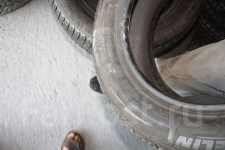 Michelin. Всесезонные, 2007 год, износ: 10%, 4 шт