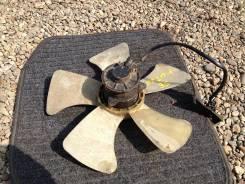 Вентилятор охлаждения радиатора. Toyota Corona Premio, ST210 Двигатель 3SFE