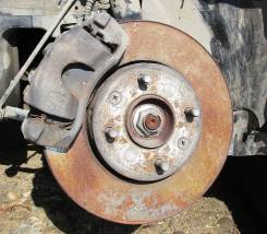 Суппорт тормозной. Kia Carens, KNEFC525155408220 Двигатель S6D