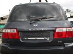 Крышка багажника. Kia Carens, KNEFC525155408220 Двигатель S6D