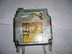 Блок управления airbag. Toyota Opa, ZCT10, ZCT15, ACT10 Двигатели: 1ZZFE, 1AZFSE
