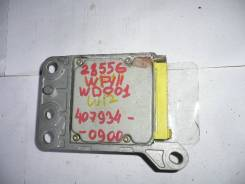Блок управления airbag. Nissan Wingroad, WFY11 Двигатель QG18DE