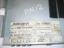 Телевизор салонный. Nissan Liberty, PM12 Двигатель SR20DE