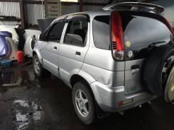 Дверь боковая. Toyota Cami, J122E, J100E, J102E Daihatsu Terios Двигатель K3VE