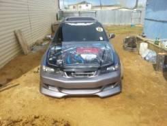 Бампер передний тюнингованый на Honda Accord Wagon