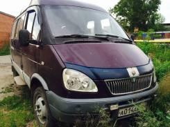 ГАЗ 322132. Продается Газель пассажирская ГАЗ322132, 2 400 куб. см., 15 мест