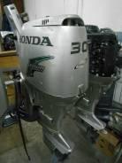 Honda. 30,00л.с., 4х тактный, бензин, нога S (381 мм), Год: 2006 год. Под заказ